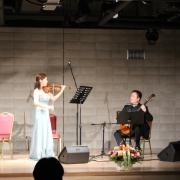 2017.11.11 일본 서예가 후루타 에미코 토크콘서트