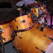 Drum- Yamaha absolute hybrid maple custom