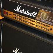 Guitar Amp-Marshall jvm410/1960A