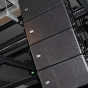 Speaker system-RCF  Series