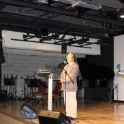 오픈식 인사말씀 박광덕 대표