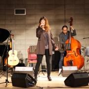 2018. 4. 8.(일) 문화정원과 함께하는 2018 금천 하모니 벚꽃축제 (아트홀 재즈 콘서트 - 재즈 보컬 말로)