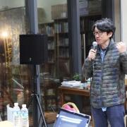 2018. 4. 8.(일) 문화정원과 함께하는 2018 금천 하모니 벚꽃축제 (토크 콘서트 - 김대현 감독, 라스뮤직)